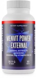 Comment ça marche Menvit Power External?
