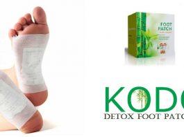 Kodo Detox Patches - ce qui contient, combien coûte, commentaires, side-effect, comment appliquer